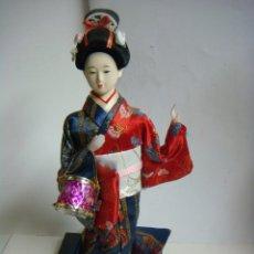 Antigüedades: FIGURA DE UNA CHINA . Lote 182712083
