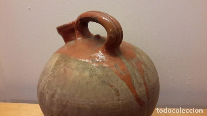 Antigüedades: BARRO POPULAR. GRAN CANTARO. FIGUERES. ALT EMPORDÀ. - Foto 4 - 182720962