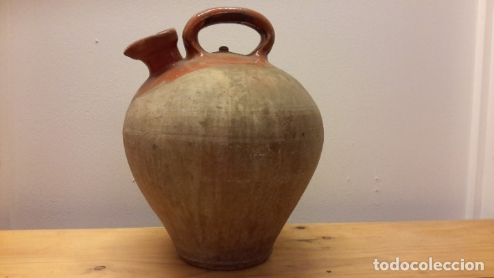 Antigüedades: BARRO POPULAR. GRAN CANTARO. FIGUERES. ALT EMPORDÀ. - Foto 14 - 182720962