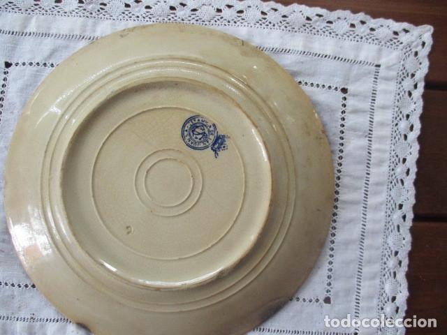 Antigüedades: Ceramica San Juan siglo XIX serie India - Foto 9 - 182798578