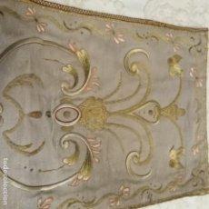 Antigüedades: BORDADOS DE FRENTES DE CAPAS O MANTOS. Lote 182807831
