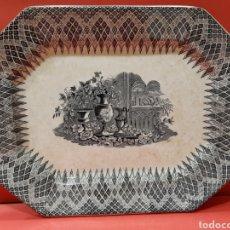 Antigüedades: FUENTE OCHAVADA DE CARTAGENA, VALARINO.. Lote 182850617