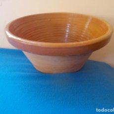 Antigüedades: LEBRILLO O BARREÑO ANTIGUO ( 7 ). Lote 182907438