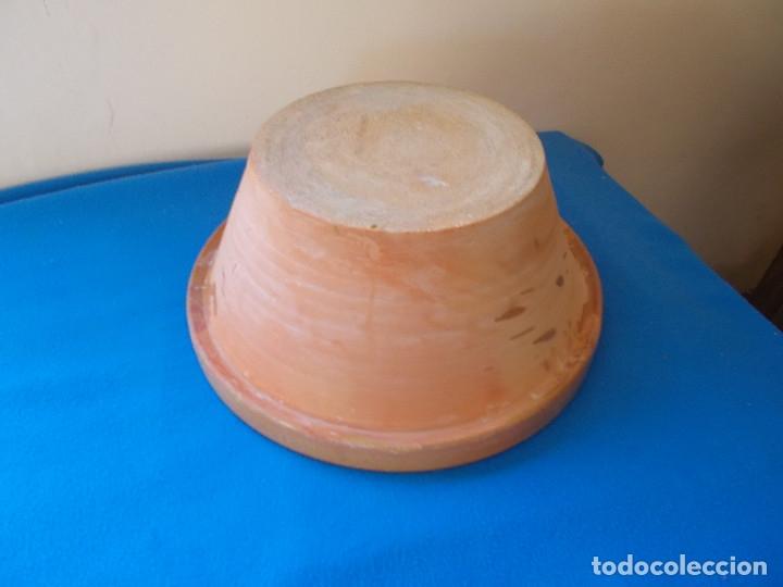 Antigüedades: LEBRILLO O BARREÑO ANTIGUO - Foto 4 - 182907438