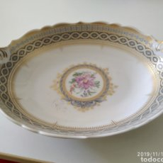 Antigüedades: BANDEJA PORCELANA KAISER ROYAL. Lote 182960365