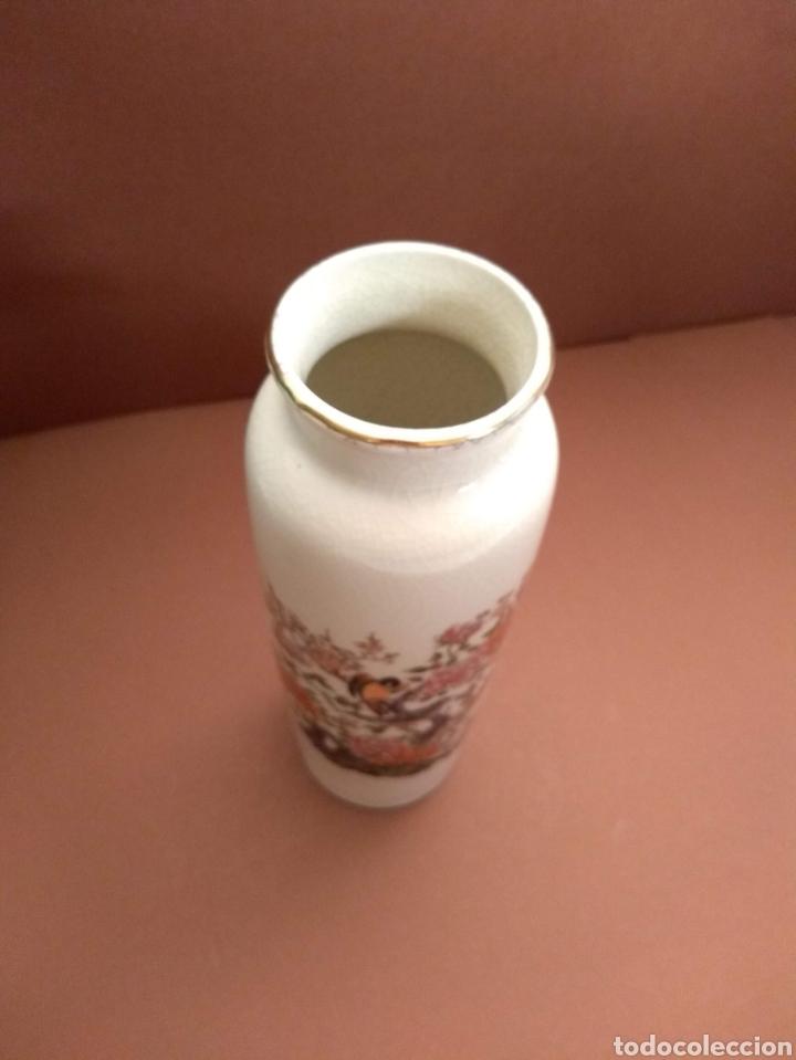 Antigüedades: Jarron Porcelana Japonesa - Foto 4 - 182962273