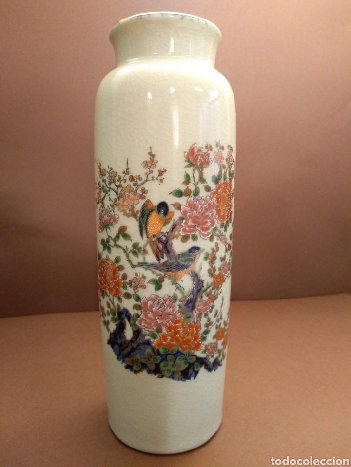 JARRON PORCELANA JAPONESA (Antigüedades - Porcelana y Cerámica - Japón)