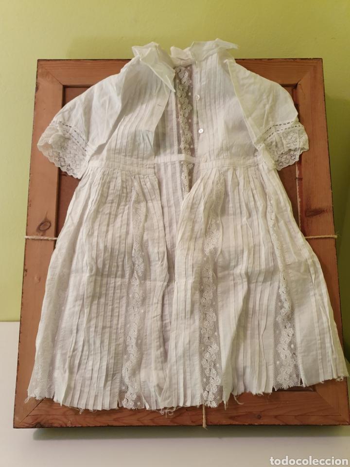 ANTIGUO VESTIDO DE NIÑA (Antigüedades - Moda y Complementos - Infantil)