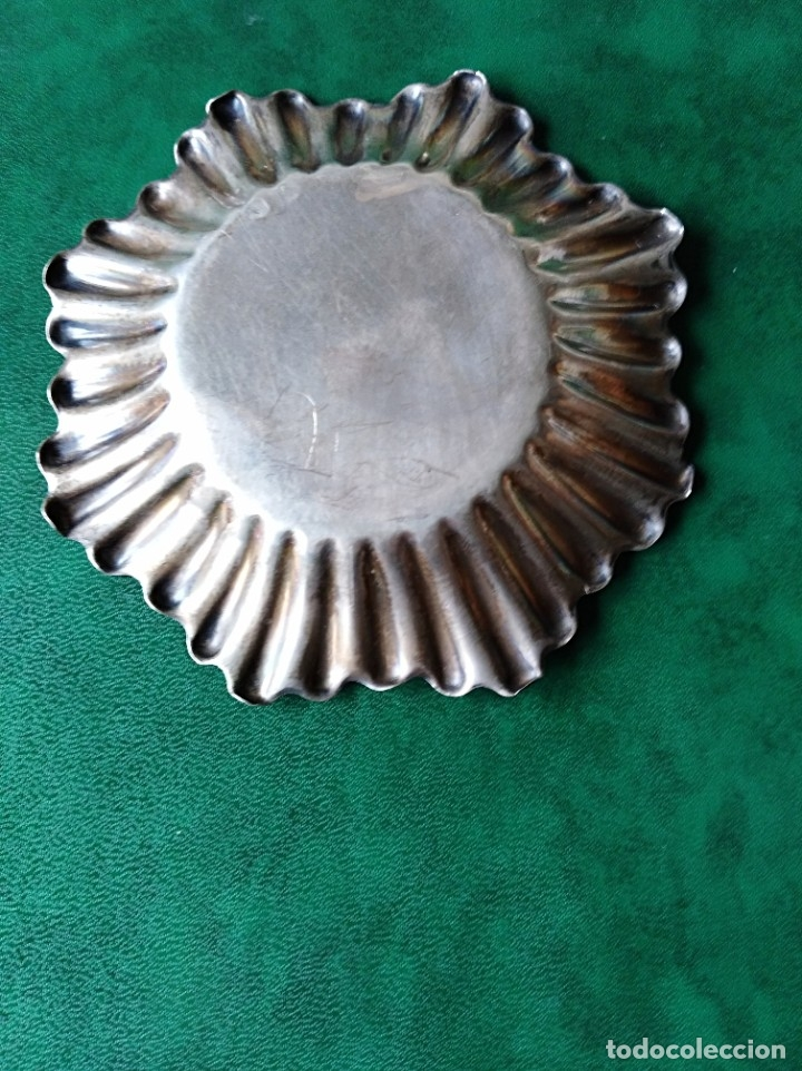 Antigüedades: Bonita Bandejita de plata - Foto 2 - 182975752