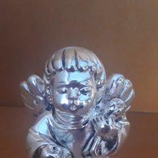 Antigüedades: ANGELITO QUERUBIN CON FAROLITO. Lote 182982742