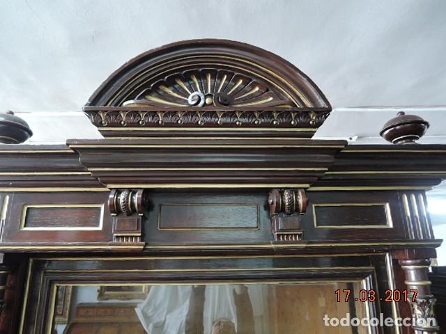 Antigüedades: VITRINA RUSA - Foto 2 - 182989483