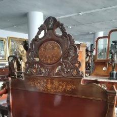 Antigüedades: CAMA MALLORQUINA ANTIGUA. Lote 182994160