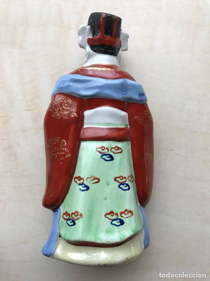 Antigüedades: Figuras de porcelana china - Foto 3 - 183017058