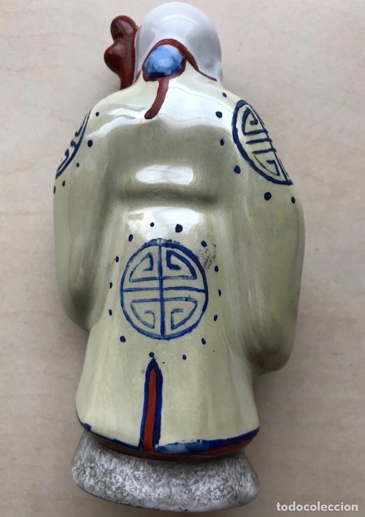 Antigüedades: Figuras de porcelana china - Foto 4 - 183017058