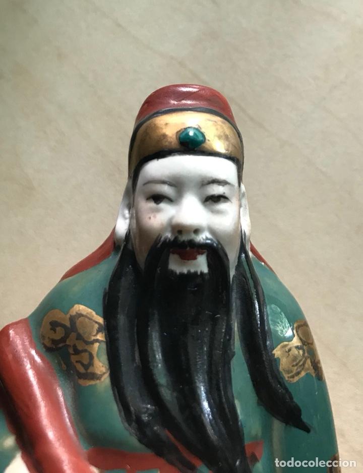 Antigüedades: Figuras de porcelana china - Foto 5 - 183017058