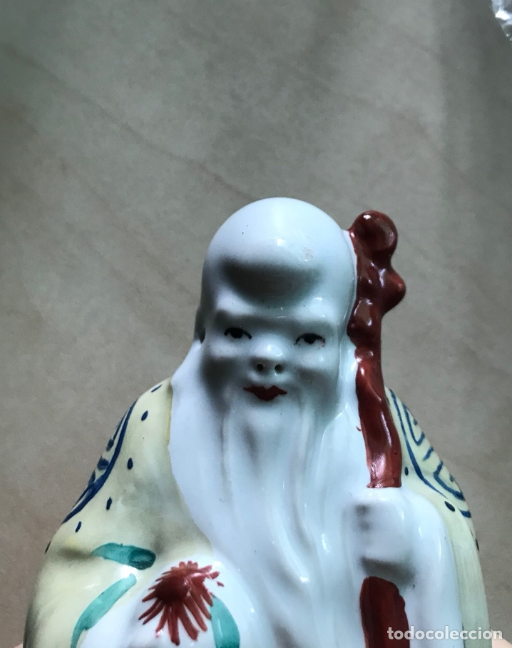 Antigüedades: Figuras de porcelana china - Foto 6 - 183017058