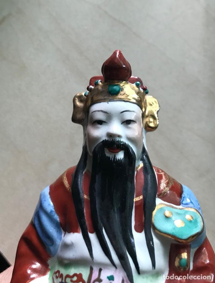 Antigüedades: Figuras de porcelana china - Foto 7 - 183017058