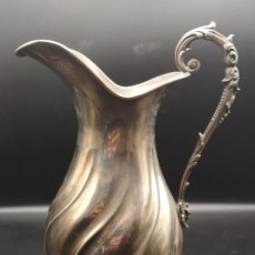 Antigüedades: JARRA DE PLATA ITALIANA . Lote 183041915