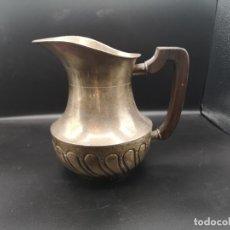 Antigüedades: JARRA DE PLATA MEXICAN 925. Lote 183042463
