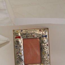Antigüedades: PORTAFOTOS EN PLATA DE LEY 925. Lote 183058746