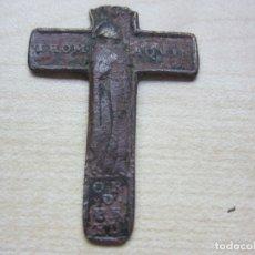 Antigüedades: CRUZ DE SANTO TOMÁS DE AQUINO POSIBLE SIGLO XVIII O XIX VER DESCRIPCIÓN. Lote 183059220