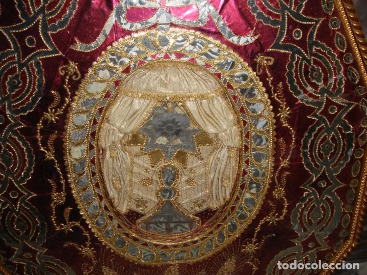 Antigüedades: Antiguo relicario de gran tamaño. (95 cm x 71 cm) - Foto 4 - 183070675