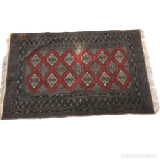 Antigüedades: ALFOMBRA BUKHARA. Lote 183073377