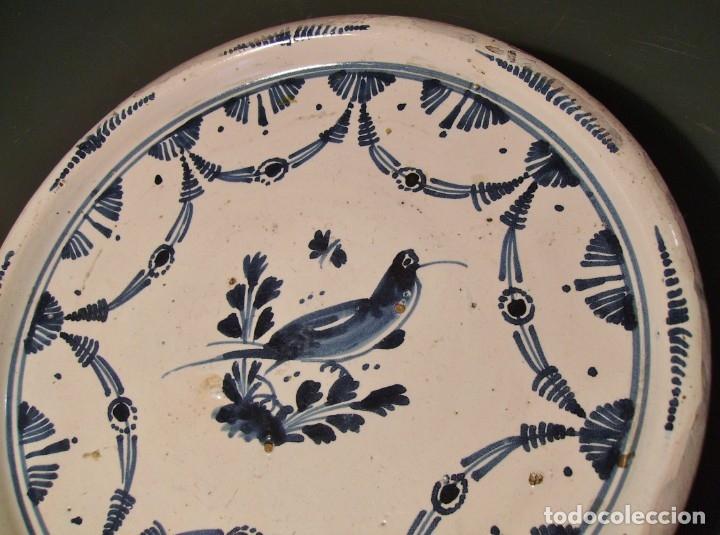 Antigüedades: SOBERBIO FRUTERO DE CERÁMICA CATALANA XVIII - Foto 4 - 183095865