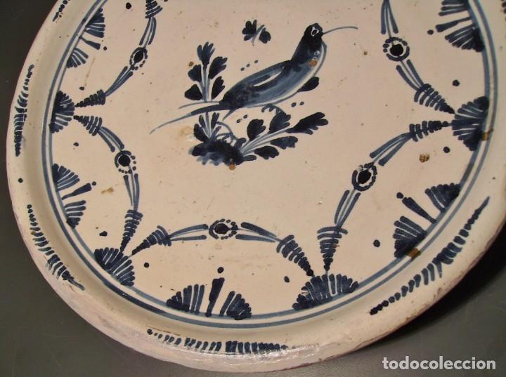 Antigüedades: SOBERBIO FRUTERO DE CERÁMICA CATALANA XVIII - Foto 6 - 183095865
