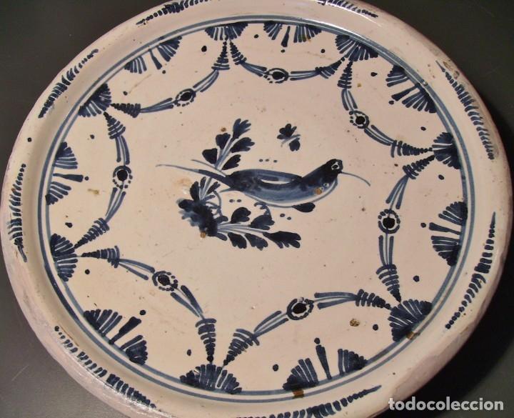 Antigüedades: SOBERBIO FRUTERO DE CERÁMICA CATALANA XVIII - Foto 9 - 183095865