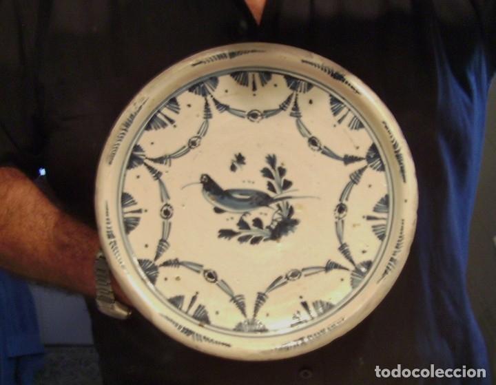 Antigüedades: SOBERBIO FRUTERO DE CERÁMICA CATALANA XVIII - Foto 15 - 183095865