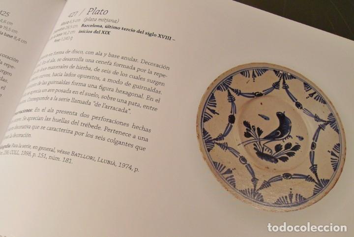 Antigüedades: SOBERBIO FRUTERO DE CERÁMICA CATALANA XVIII - Foto 16 - 183095865