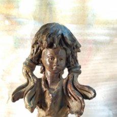 Antigüedades: PAOLETTI BUSTO NIÑA. Lote 183187470