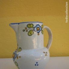 Antigüedades: JARRA MANISES BARRIGONA Y PICO. FIRMADA. Lote 183275050