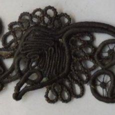 Antigüedades: ANTIGUA PIEZA DE CORDONERÍA S.XIX. Lote 183289960