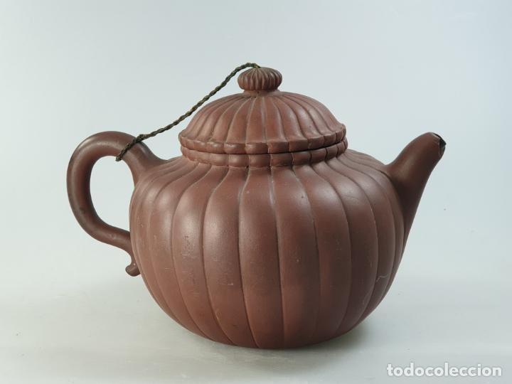 TETERA CHINO CHINA SIGLO XIX (Antigüedades - Varios)