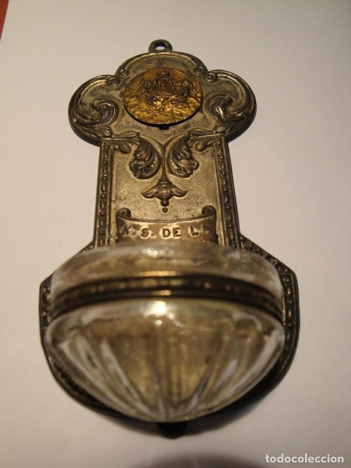 Antigüedades: BENDITERA - Foto 2 - 183304182