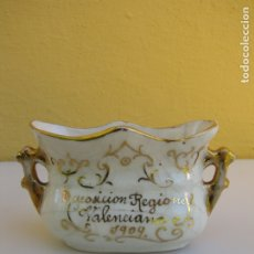 Antigüedades: EXPOSICIÓN REGIONAL VALENCIANA. 1.909. Lote 183321686