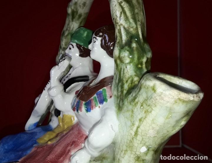 Antigüedades: ANTIGUO BOTIJO DE MANISES - Foto 2 - 183322711