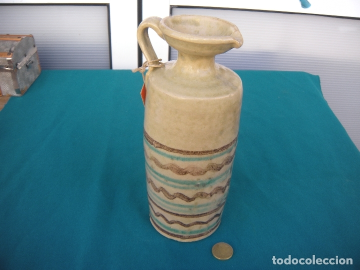 Antigüedades: CERÁMICA POPULAR ACEITERA DE LUCENA - Foto 4 - 183355066