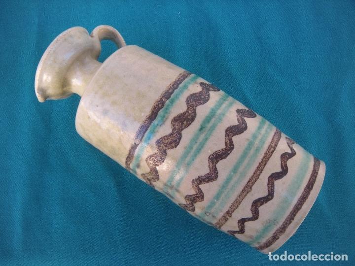 CERÁMICA POPULAR ACEITERA DE LUCENA (Antigüedades - Porcelanas y Cerámicas - Lucena)