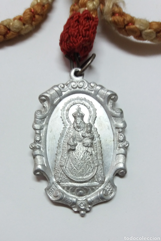 MEDALLA DE LA CORONACION CANONICA DE NTRA SRA DE CONSOLACION UTRERA 1964 (Antigüedades - Religiosas - Medallas Antiguas)