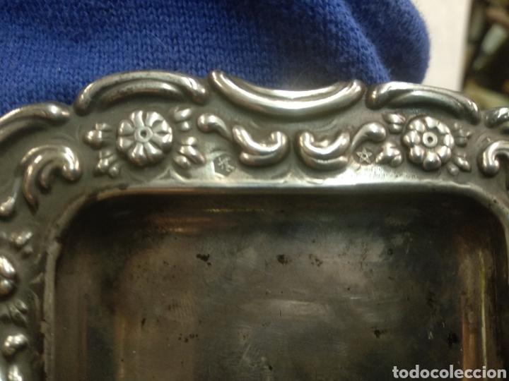 Antigüedades: Juego de tocador de plata - Foto 8 - 183371655