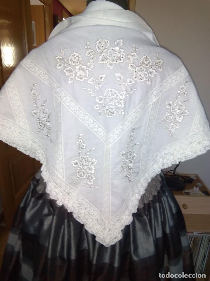 MANTELETA DE BATISTA (Antigüedades - Moda y Complementos - Mujer)