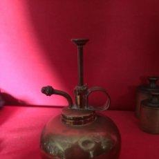 Antigüedades: PULVERIZADOR REACTOR EN METAL.. Lote 183380242