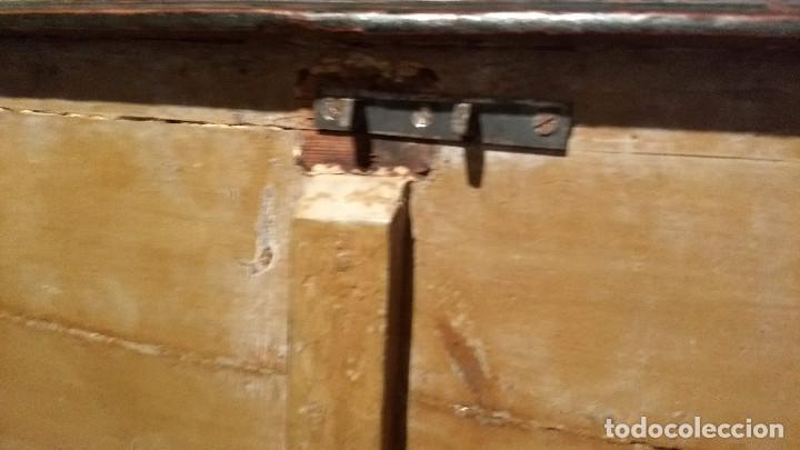Antigüedades: Auténtico y original Arcón muy antiguo. - Foto 18 - 183382617