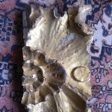 Antigüedades: PRECIOSO TROZO DE RETABLO XVIII. Lote 183395947