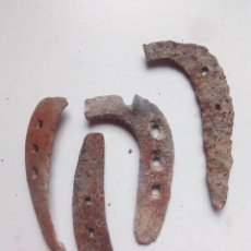 Antigüedades: PARTES DE HERRADURAS ANTIGUAS. Lote 183404928