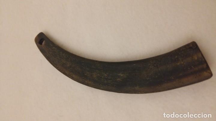 Antigüedades: ANTIGUOS LLAVEROS PASTORILES DE ASTA - Foto 4 - 183416091