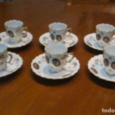 Antigüedades: JUEGO DE CAFÉ SILESIA . Lote 183430825